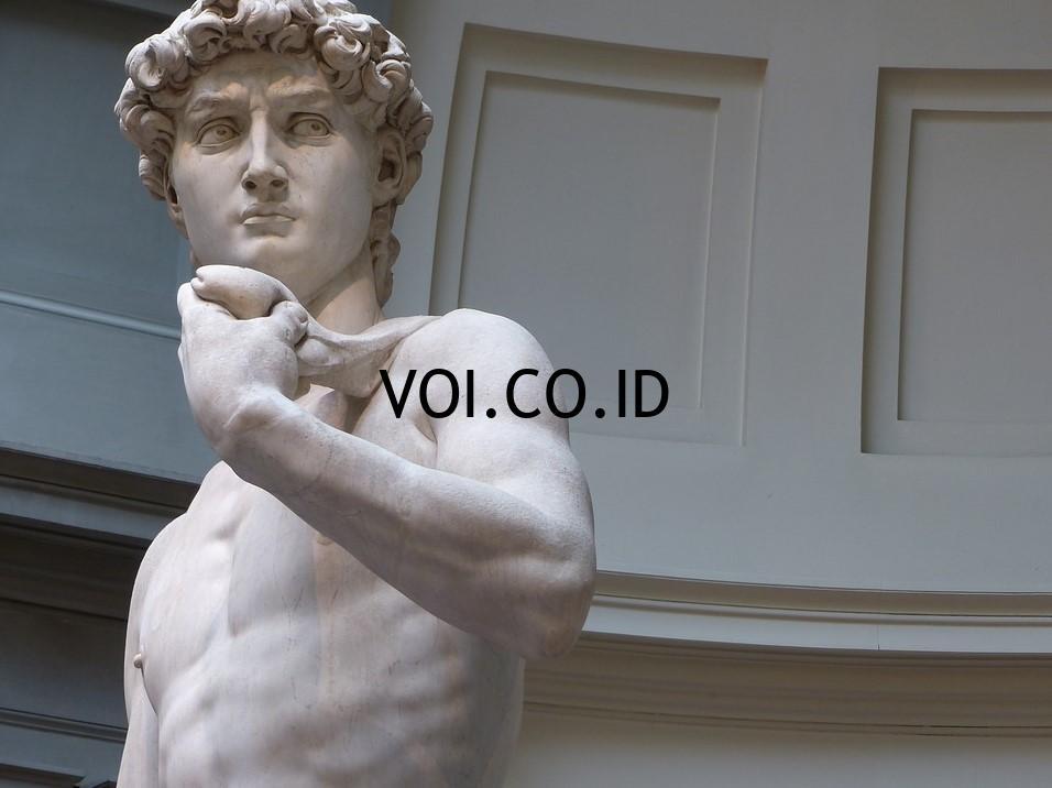 Contoh-Seni-Patung-David-Italia