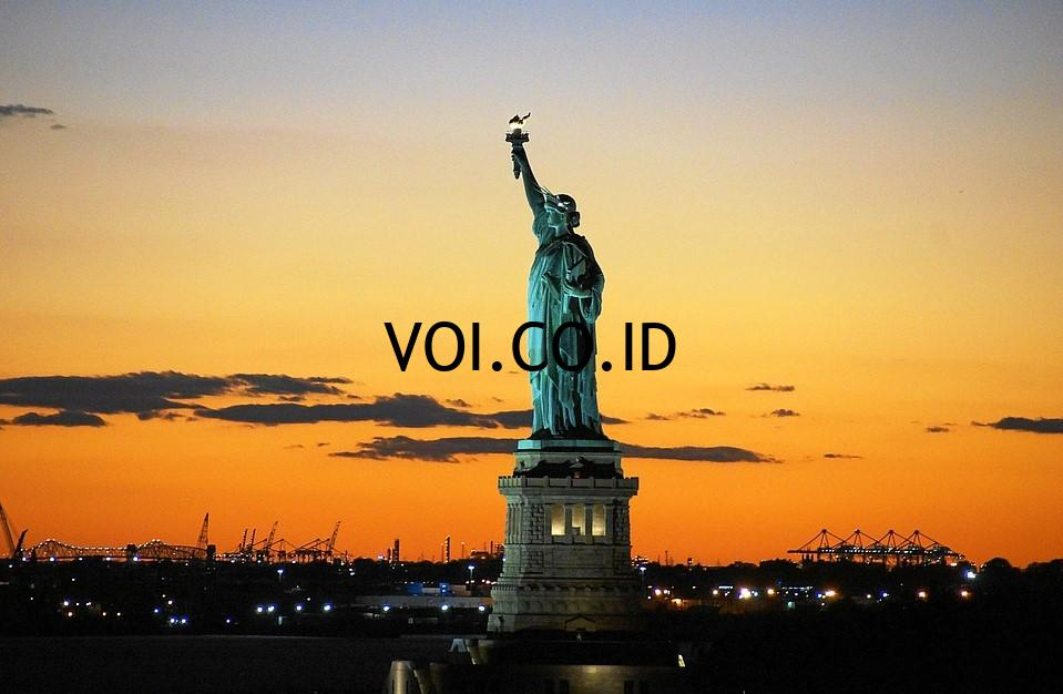 Contoh-Seni-Patung-Liberty-di-Amerika