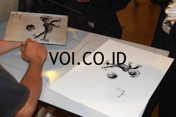 Cetak-Datar-Lithography
