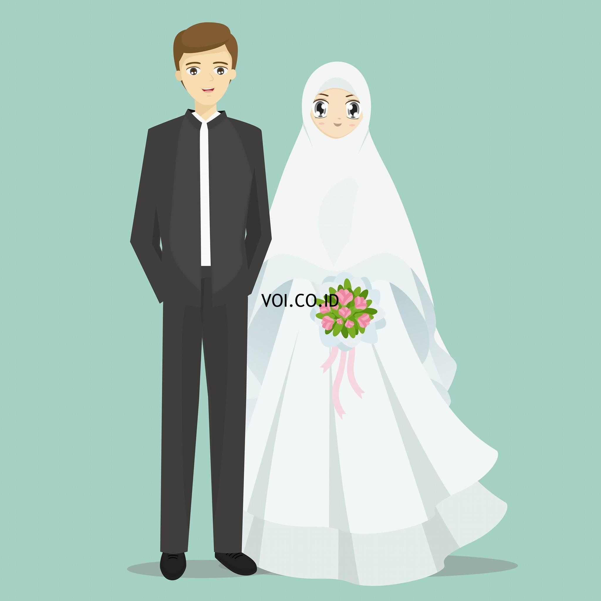 43 Ucapan Selamat Menikah Simple Untuk Sahabat, Islami, Lucu