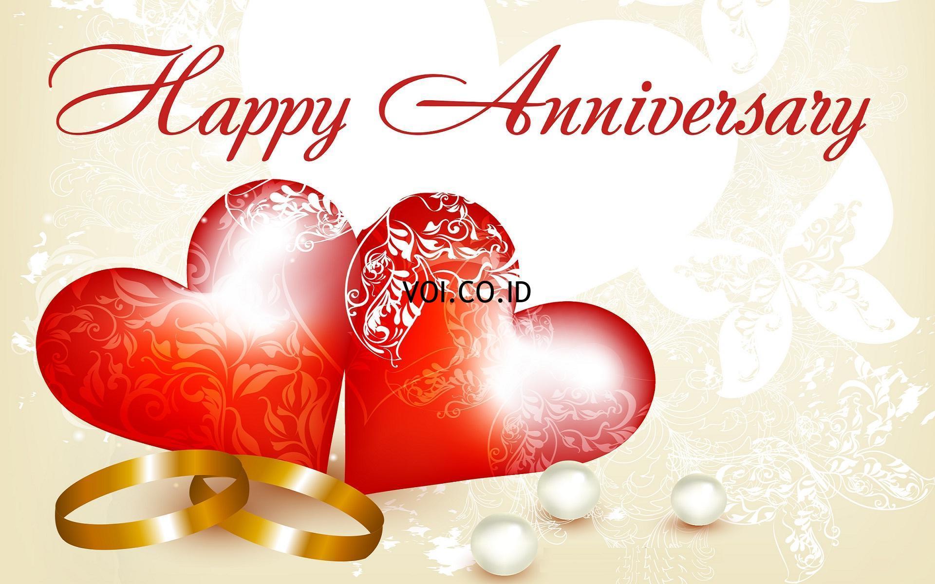 Ulang Tahun Pernikahan-Anniversary