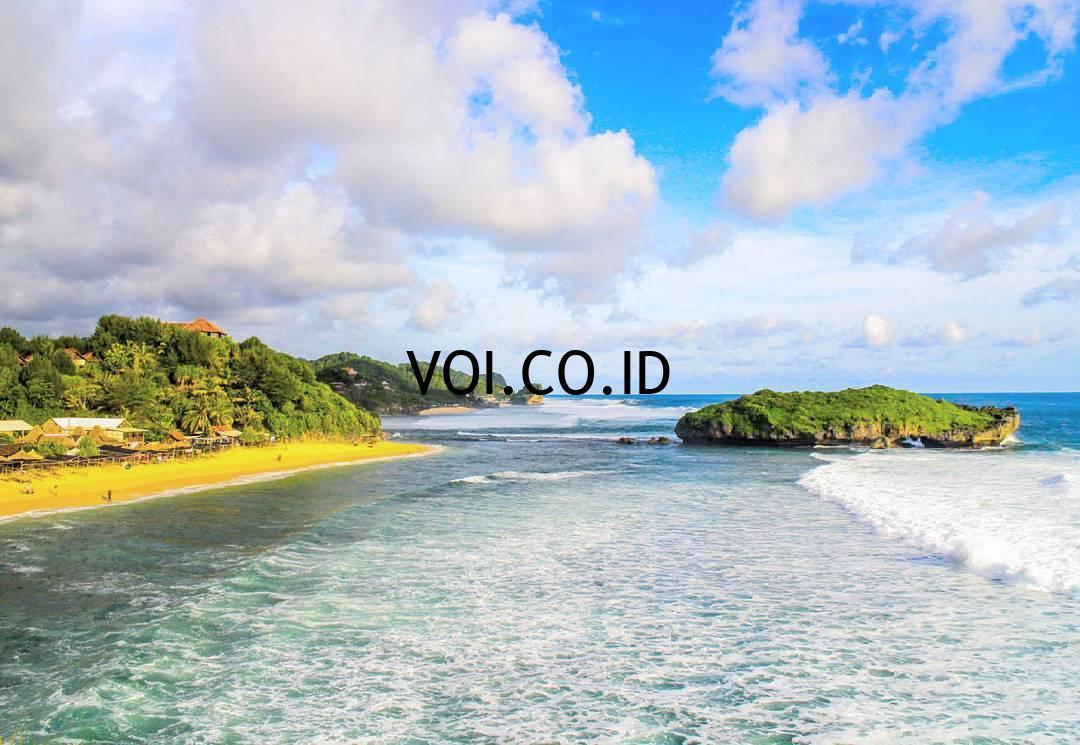Contoh-Teks-Deskripsi-Pantai