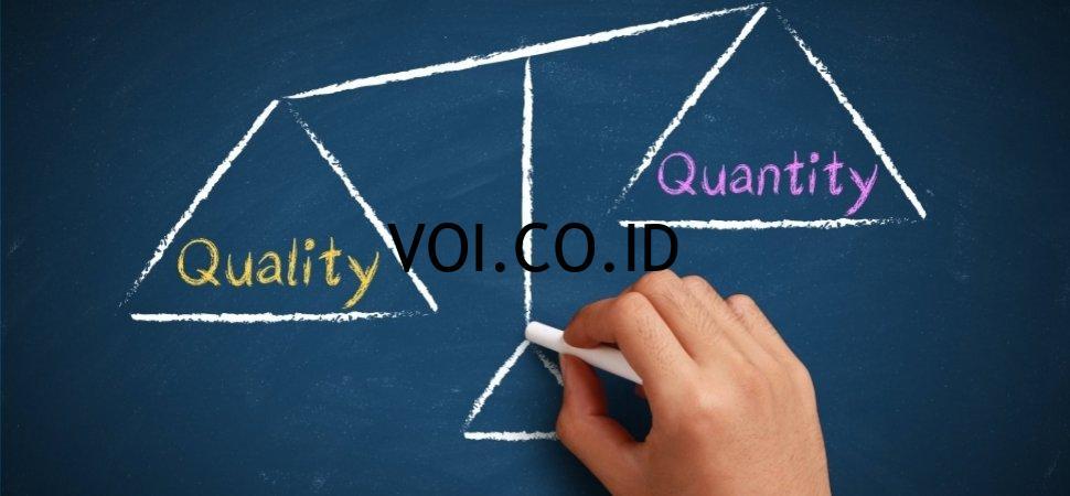 Kualitatif Dan Kuantitatif Pengertian Ciri Jenis Contoh