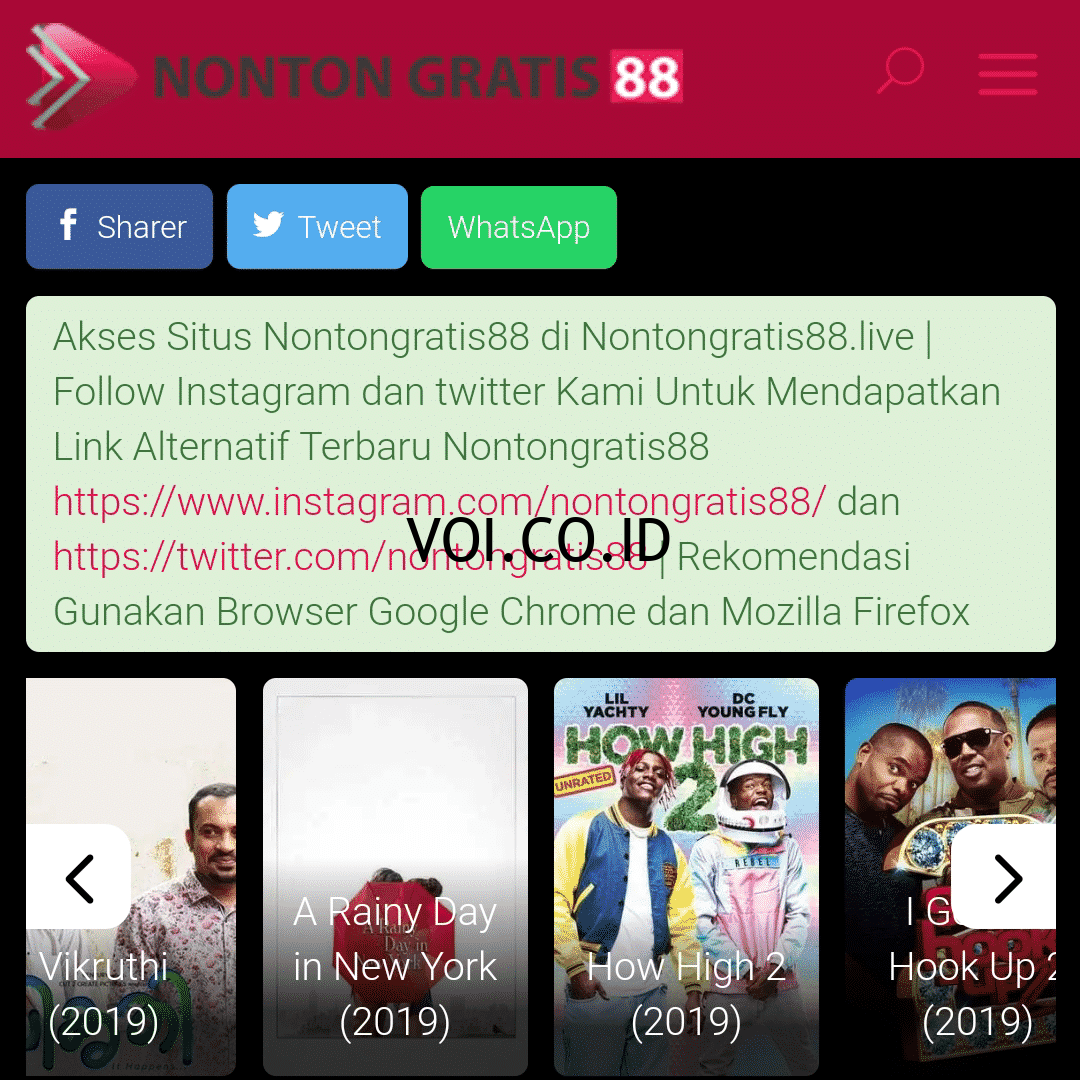 Nontongratis88