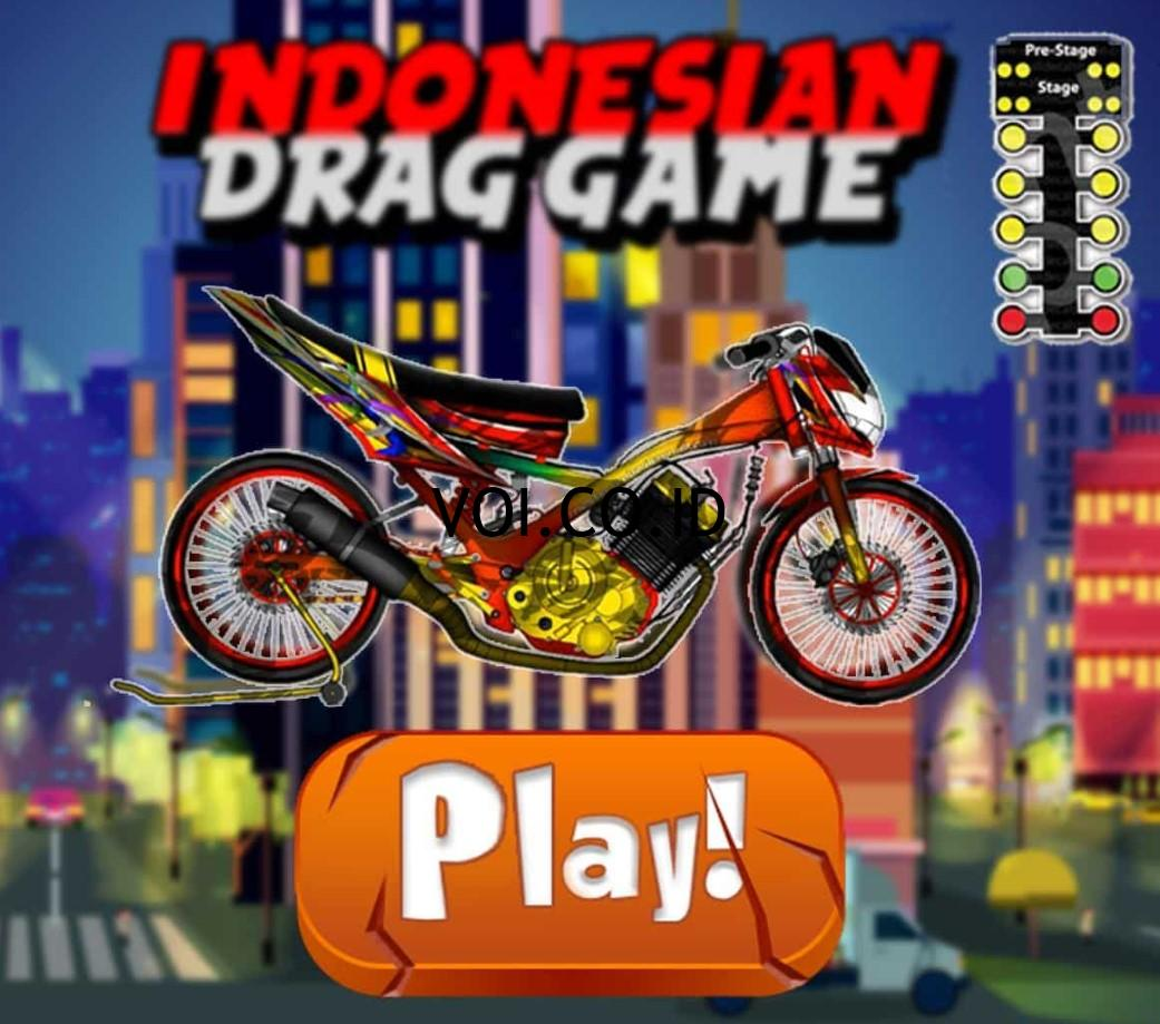 Indonesian-Drag-Bike-Racing