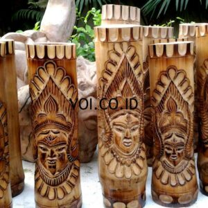 Kerajinan-Bambu-Unik