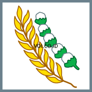 lambang Pancasila dan artinya sila ke 5