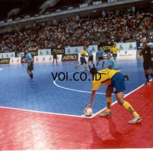 Peraturan olahraga futsal