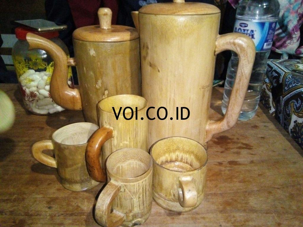 Gelas-Dari-Bambu