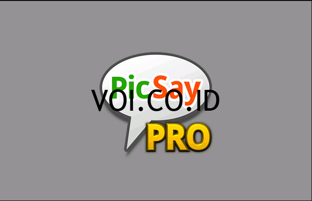 Download PicSay Pro Apk 1.8.0.5 Photo Editor Gratis Terbaru